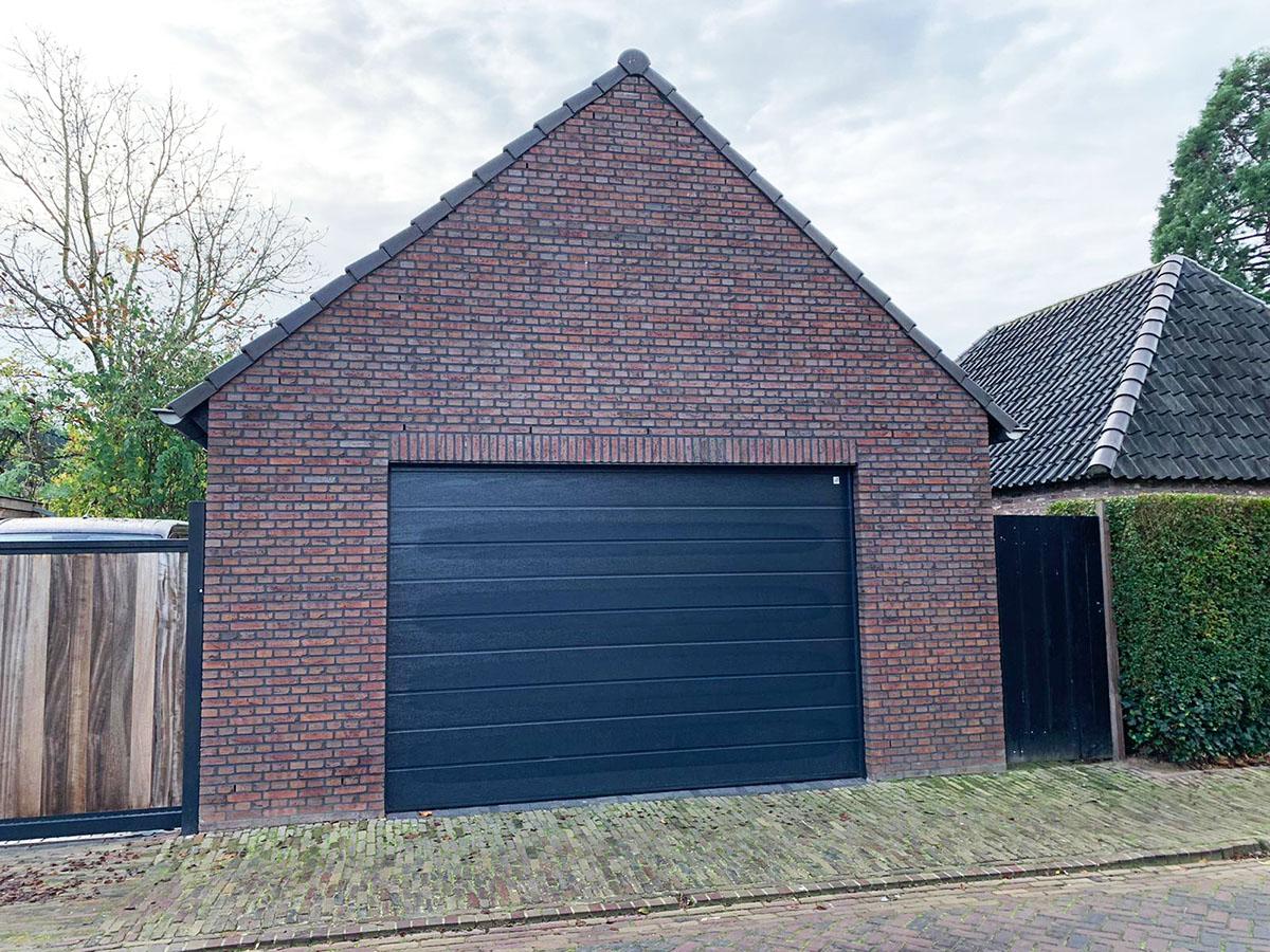 Vrijstaande garage